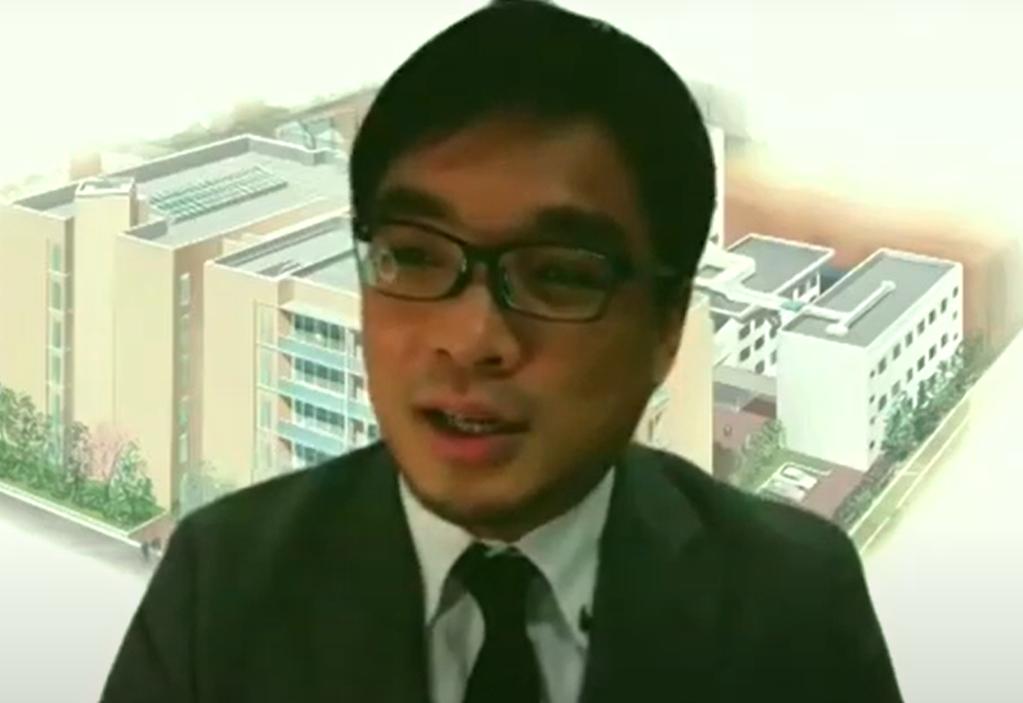大商学園高等学校 ICT戦略室室長の中村天良氏